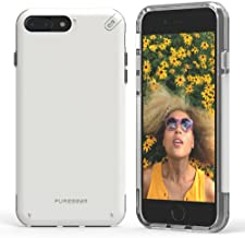 DualTek PRO for iPhone 7 Plus - White/Clear