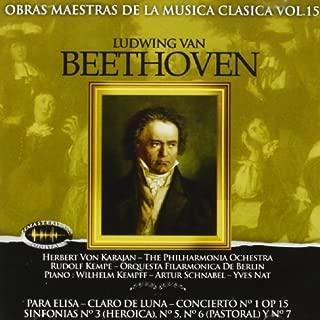 Beethoven: Para Elisa-Claro de Luna-Op. 15