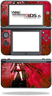 MightySkins Skin Compatible with Nintendo 3DS XL (2015) - Anime | Protective, Durable, and Unique Vinyl Decal wrap Cover |...