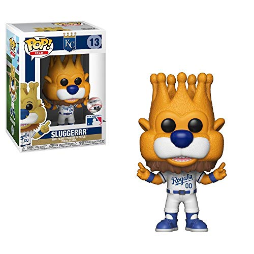 MLB Mascots Funko Pop! Slugger (Kansas City Royals)