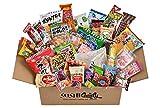 40 bonbon japonaises avec POPIN COOKIN et kitkat japonais et autres sucreries populaire