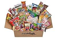 La boîte contient 40 bonbons et une collation différents La date d'expiration en japonais est écrite année mois jour Inclus dans la boîte un kitkat japonais, une saveur de thé vert la livraison peut être retardée de 7 à 10 jours en raison de la pandé...