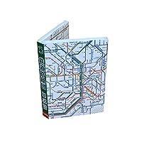 東京カートグラフィック 鉄道路線図メモ 首都圏 日本語 ブック型 パタパタメモ RMSJ