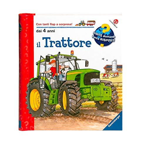 Il trattore. Ediz. a colori