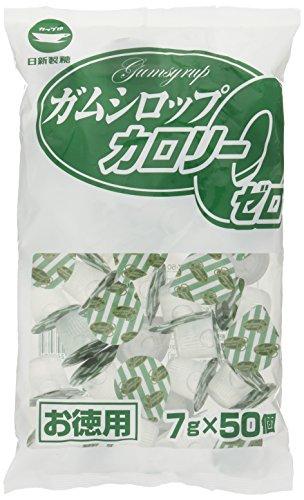 日新製糖 カップ印 ガムシロップ カロリーゼロ CZ50 30コ入り 350g