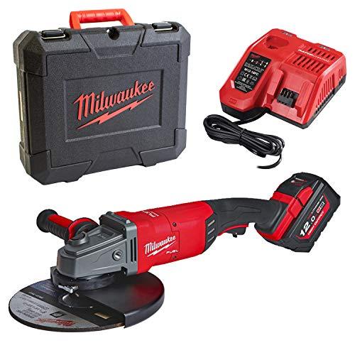 Milwaukee 4933464115 M18FLAG230XPDB-121C Meuleuse d'angle sans Fil