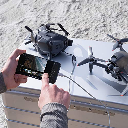 DJI FPV Combo - First-Person View Drone with 4K Camera