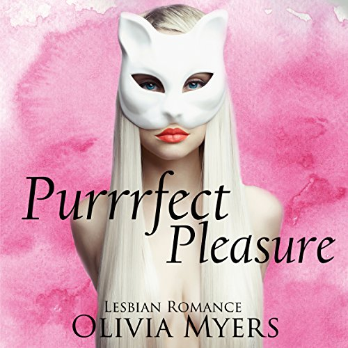 Purrrfect Pleasure audiobook cover art