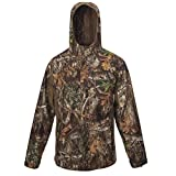 Slumberjack Men's Reticle Jacket, Featuring Realtree Edge Camouflage, Large