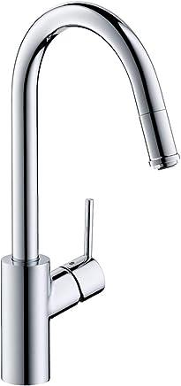 cromo Hansgrohe 14893000 ducha extra/íble para Allegra Linea// Allegra Metropol grifer/ía de cocina