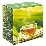 Premium Bio-Tee-Adventskalender 2020 XL, 24 Premium Bio-Teesorten, 215g loser Tee, Geschenk-Idee für Genießer