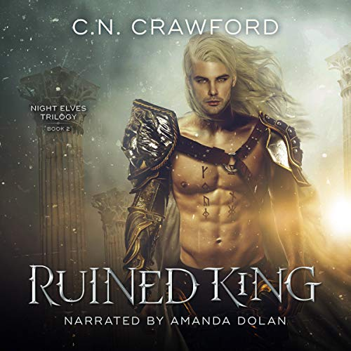Ruined King  By  cover art
