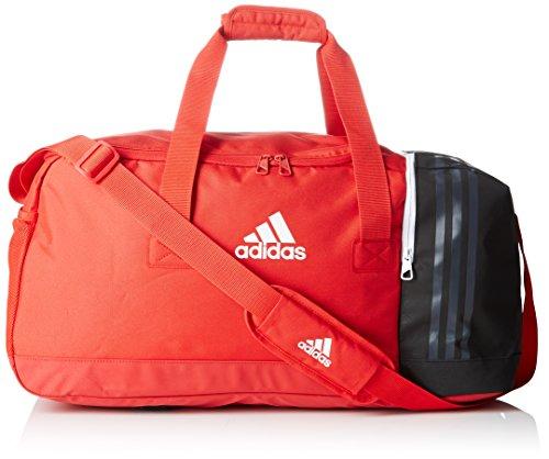 adidas Tiro L Team-Tasche Unisex, rot (Scarlet/Black/White), 32 x 70 x 32 cm