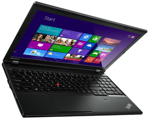 Lenovo L540 15.6-inch ThinkPad Laptop (Intel Core i3 2.4 GHz Processor, 4 GB DDR3 RAM, 500 GB HDD, Front Camera, Windows 7 Professional 64-Bit)