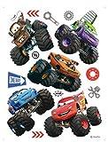 1art1 Cars - Toon, Monster Truck Hook Und Seine Freunde