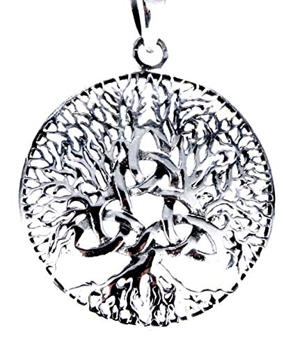Tree of Life Pendant 925 Sterling Silver No. 401