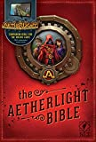 The Aetherlight Bible NLT (Red Letter, Softcover): Chronicles of the Resistance