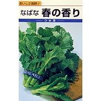 つみ菜 種 なばな春の香り 小袋(約10ml)