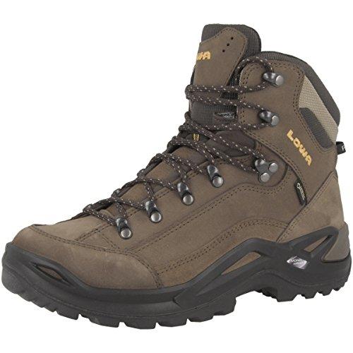Lowa Men's Renegade GTX Mid Hiking Boot,Sepia/Sepia,12 M US