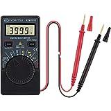 Kyoritsu Kew 1018h multímetro digital bolsillo para tamaños de tensioni AC/DC, resistencia, continuidad, prueba diodo, Capacidad, Frecuencia, Gris