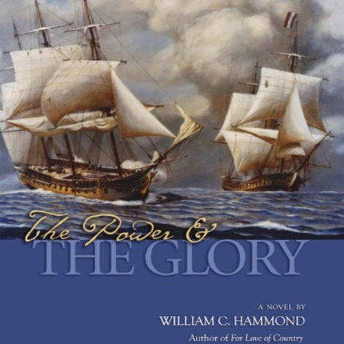 The Power & the Glory audiobook cover art