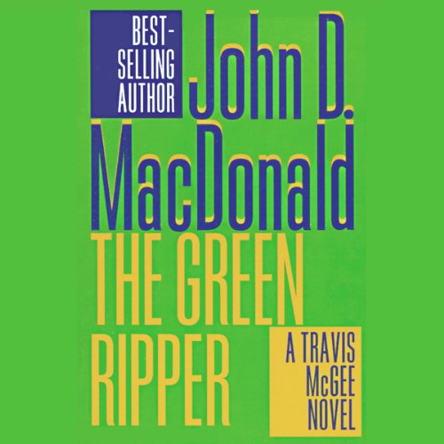 The Green Ripper cover art