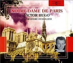 Notre-Dame de Paris (1 livret + coffret de 4 CD)