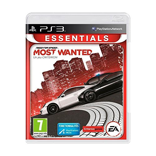 Electronic Arts Ps3 Need for Speed : Most Wanted 2 (EU)