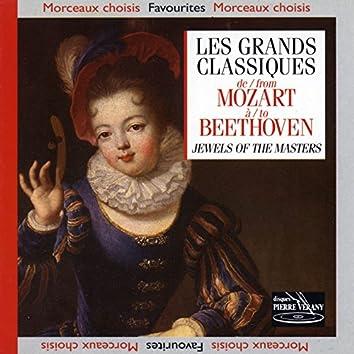 Les grands classiques de Mozart à Beethoven