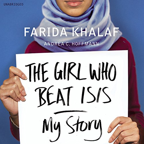 The Girl Who Beat Isis Titelbild