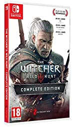 The Witcher 3 - Wild Hunt - Complete Edition pour Nintendo Switch