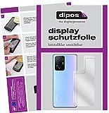 dipos Lot de 5 films protecteurs d'écran transparents pour Xiaomi Mi 11T