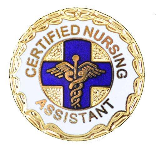 Certified Nursing Assistant Graduation Pin - 10 Pack