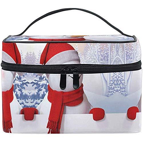 Maquillage Sac Fairy Tale Deer Voyage Cosmétique Sacs Organisateur Train Case Toilette Make Up Pouch