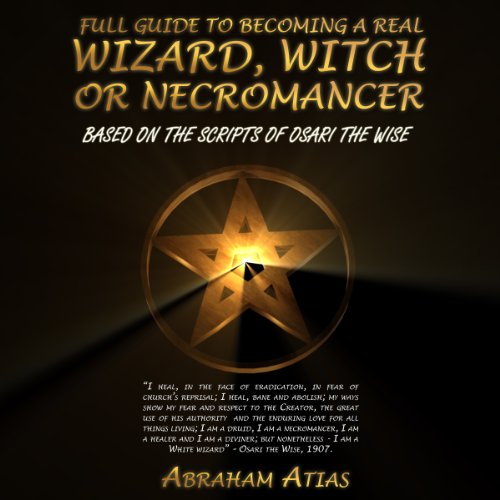 Full Guide to Becoming a Real Wizard, Witch or Necromancer audiobook cover art