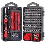 COLFULINE Juego de Destornilladores kit de Herramientas de Reparación de Destornilladores de Precisión 121 en 1 Magnético Profesional para Teléfono Móvil Computadora Tableta Consola de Juegos