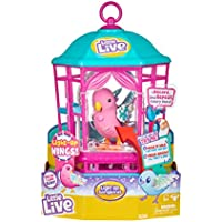 little live pets 28624 - Cesta para pájaros con Luces (los Estilos Pueden Variar, Colores)