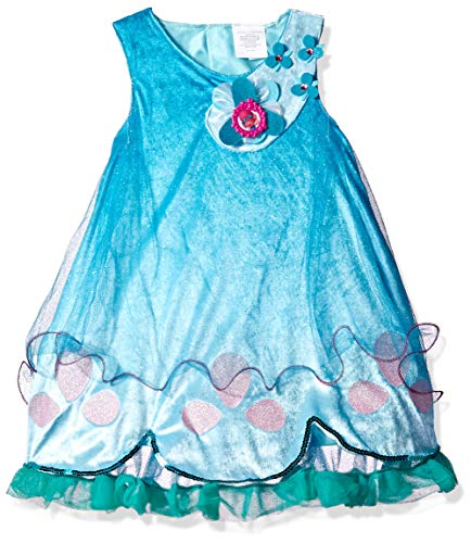 Product Image of the Trolls Poppy Dress, Blue