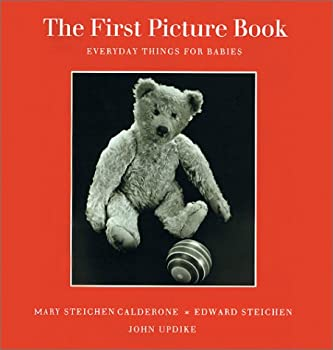 Hardcover The First Picture Book: Everyday Things for Babies Book