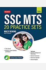 SSC MTS 20 Practice Sets Kindle Edition
