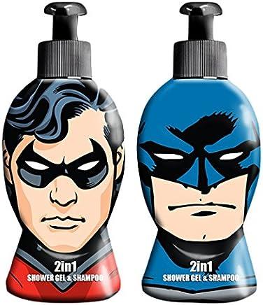 Batman DC Comics Artículos de Higiene Personal Duo - 1 pack