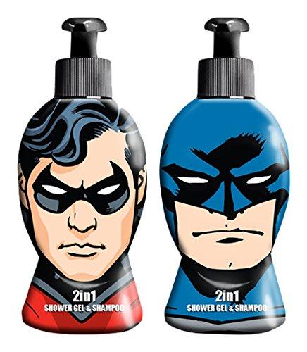 Batman - DC Comics Duo-Toilettenartikel, 1er Pack (1 x 12 Stück)