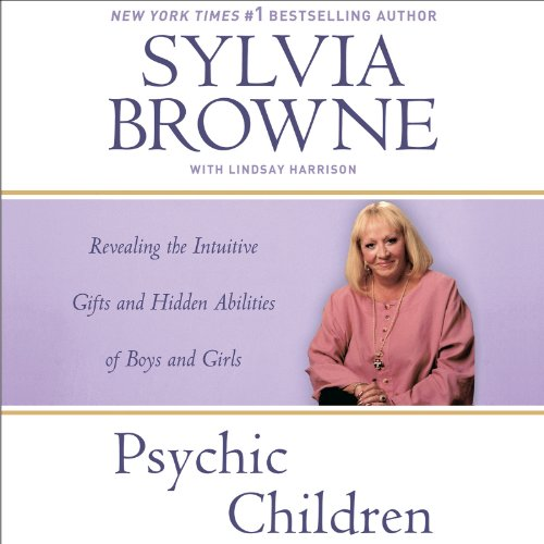 Couverture de Psychic Children