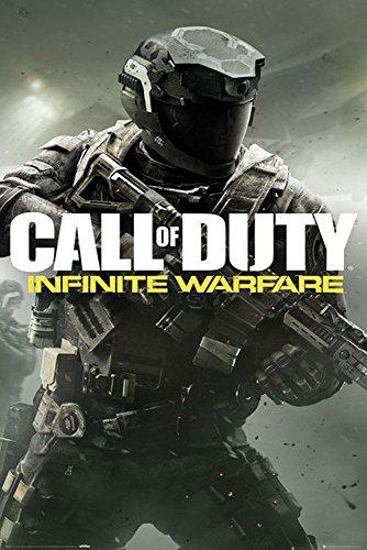 Call of Duty - Infinite Warfare - New Key Art - Games Shooter Poster - Größe 61x91,5 cm