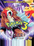 Pokémon 3 : Le Sort des Zarbi [Alemania] [DVD]