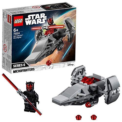 LEGO 75224 Star Wars TM Microfighter: Infiltrador Sith (Descontinuado por Fabricante)