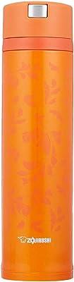 象印 ( ZOJIRUSHI ) 水筒 ステンレスマグ 600ml ビビッドオレンジ クイックオープン&イージーロック SM-XC60-DV