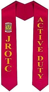 JROTC Graduation Sash Stole - Active Duty