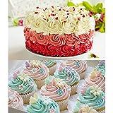 MONLEYTA 7-teilige Kuchen-Dekorations-Kits Nummerierte