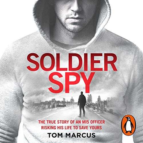 Soldier Spy audiobook cover art